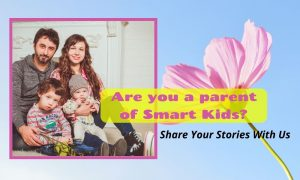 Are you a parent of Smart Kids