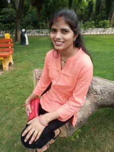 Author Nandini Raj