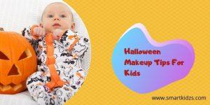 Halloween Makeup Tips For Kids