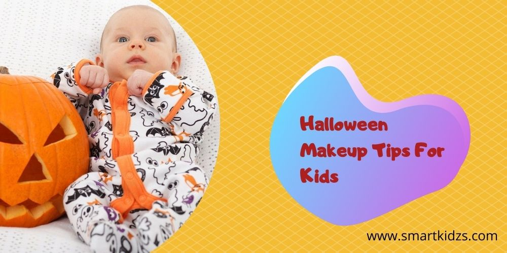 Halloween Makeup Tips For Kids