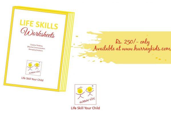 Life skills worksheet for kids