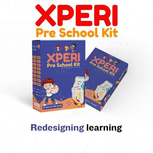XPERI pre school kit